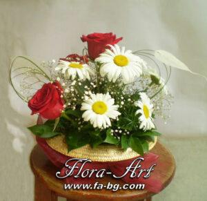Нови Букети от Flora Art – Габрово
