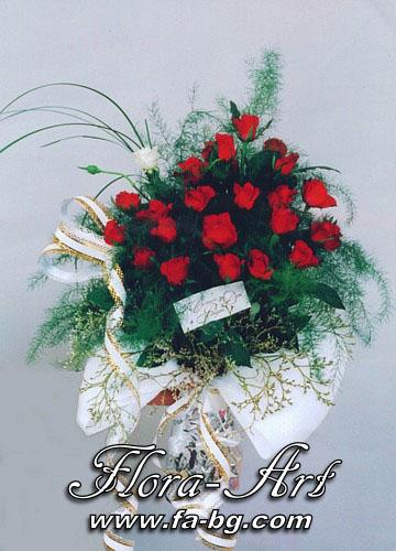Букети с рози за извинение от Flora-Art – Габрово
