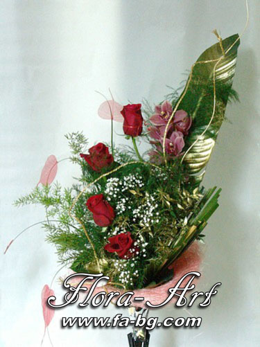 За Нея – букети от Flora-art – Габрово