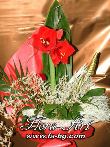 За Него – букети от Flora-Art – Габрово