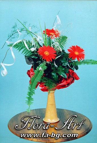 Поздравления – букети от Flora-Art – Габрово