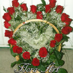 Букети за Свети Валентин от Flora-Art – Габрово