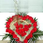 Букети за Свети Валентин 2 – Flora-Art – Габрово