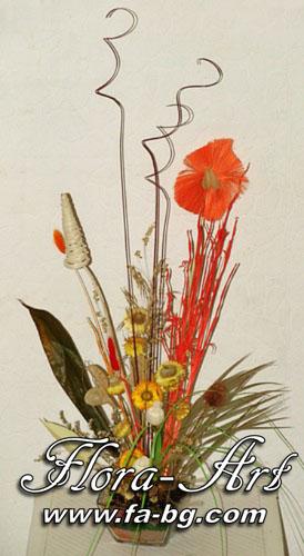 Аранжировки с цветя от Flora-Art – Габрово