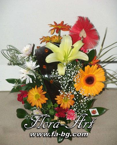 Луксозни букети от Flora-Art – Габрово
