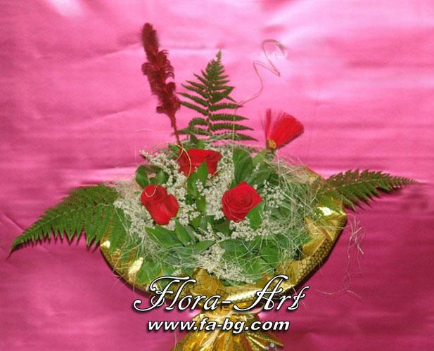 Честито Бебе – букети от Flora-Art – Габрово
