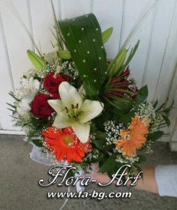 Нови Букети (2) от Flora Art – Габрово