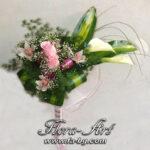 Романтика – букети от Flora-Art – Габрово