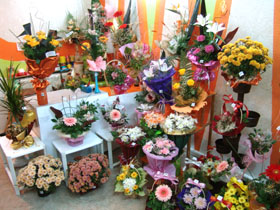Flora-Art – магазин за изработка и доставка на букети и цветя за Габрово